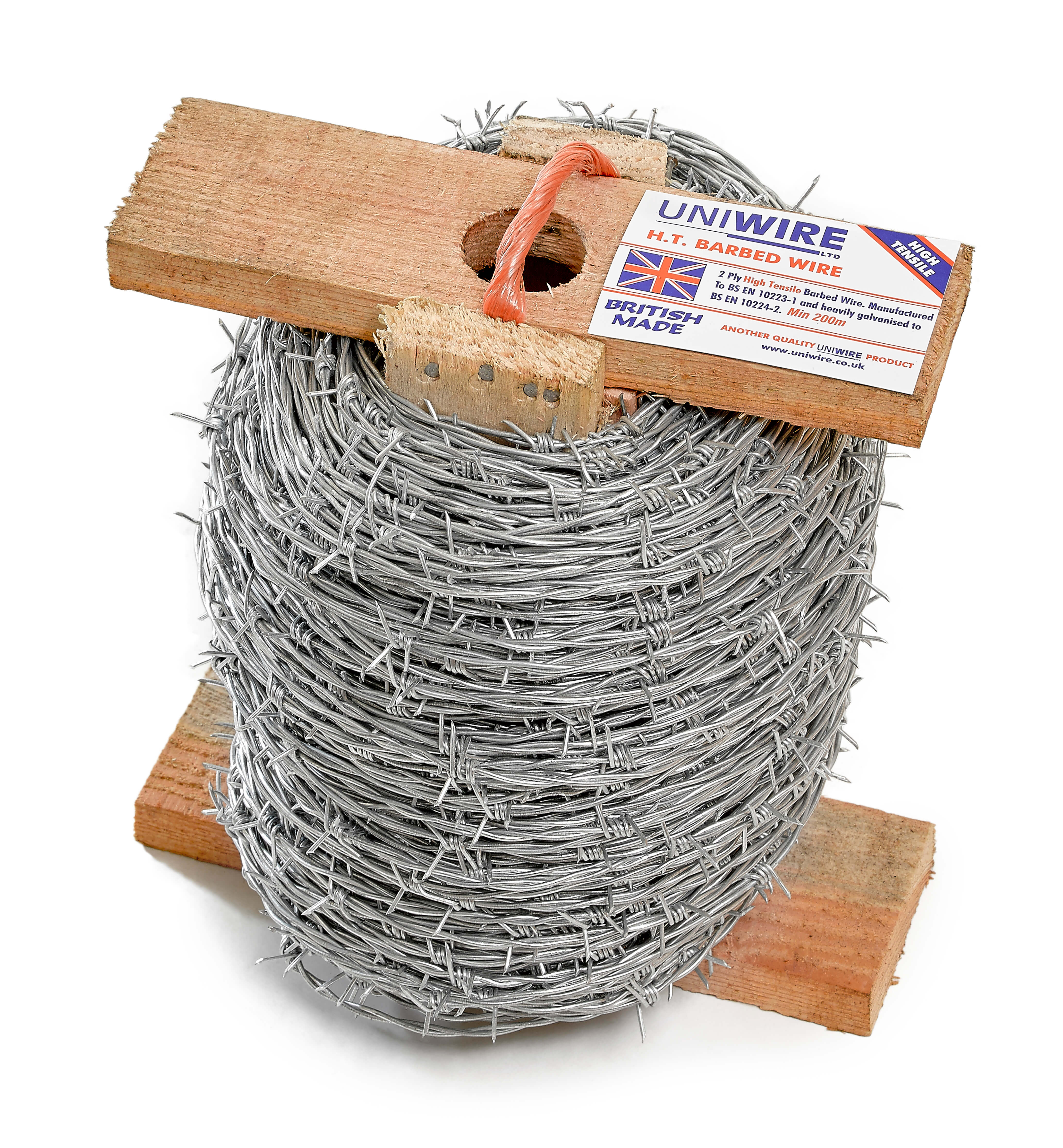 High Tensile Barbed Wire | Uniwire